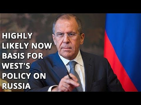 Russia's Sergey Lavrov Interview With Larry King on Trump - Putin summit, Mueller Probe and More
