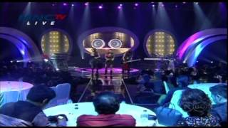 THE VIRGIN Feat WULAN ALORA Live At Music Extra (12-12-2013) Courtesy MNC TV