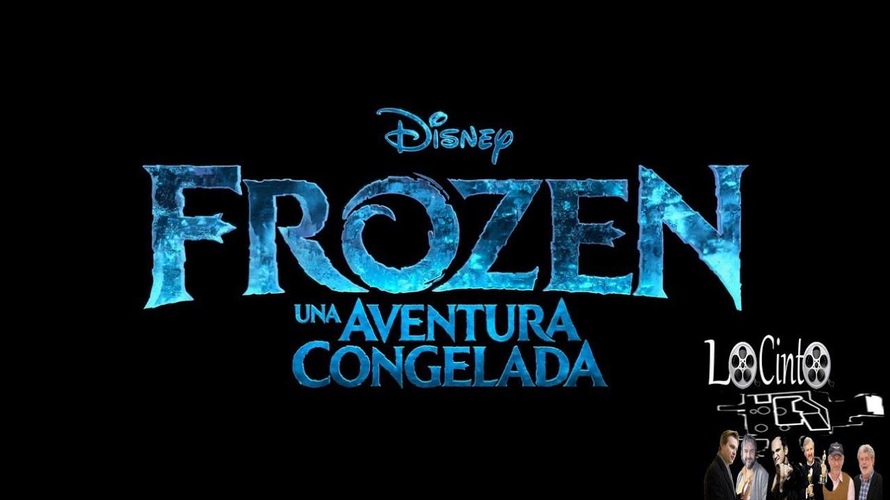 Frozen Una Aventura Congelada. Lo nuevo de Disney - YouTube
