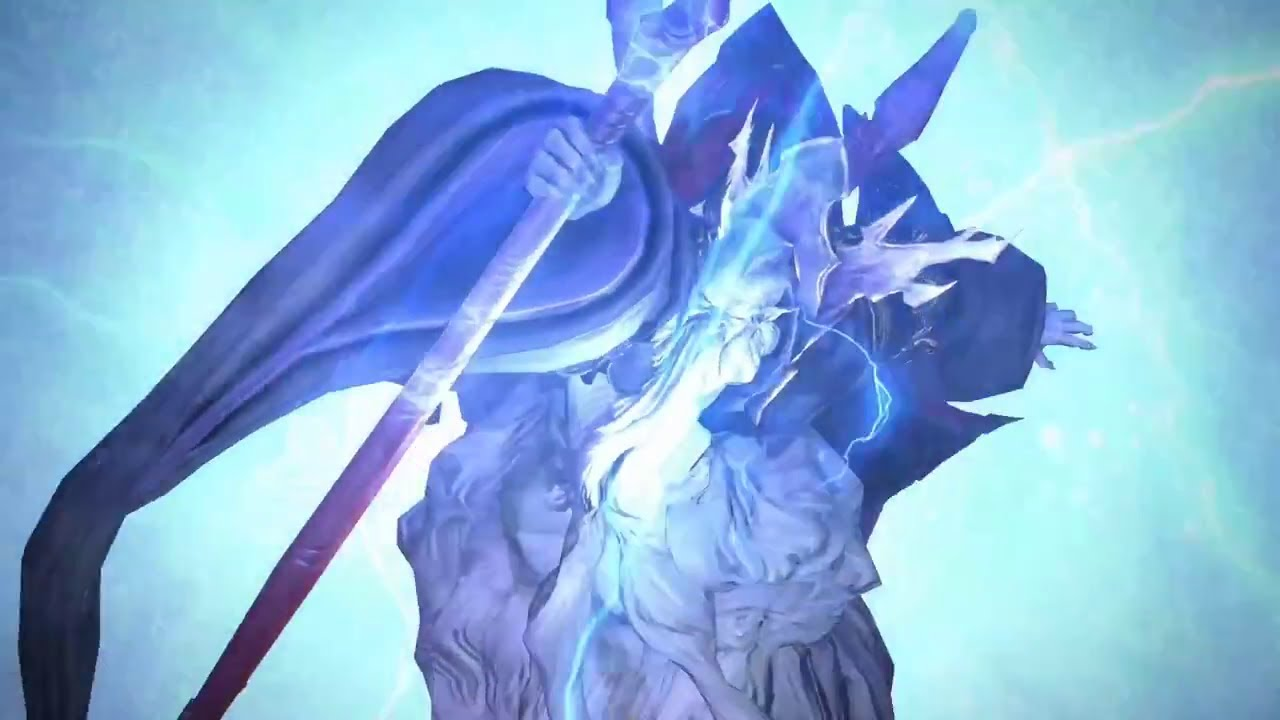 FFXIV: ARR -Gravity- Ramuh Extreme Clear by I AM Gaming
