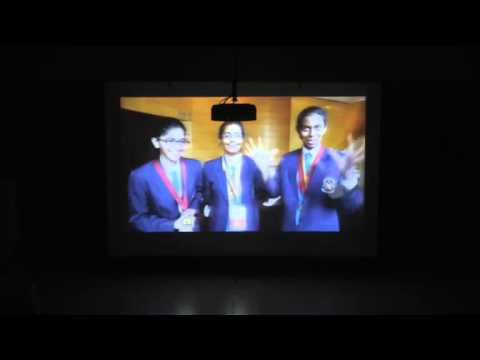 İzmir SEV World Scholars Cup Opening Ceremony