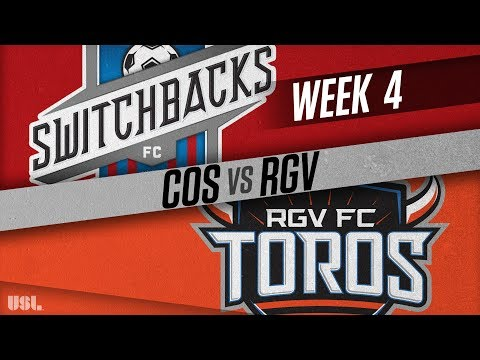Colorado Springs Switchbacks FC vs Rio Grande Valley FC: April 7, 2018