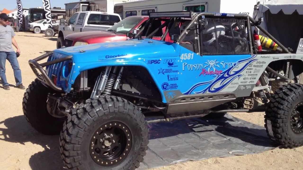 18 Inch Tires >> Poison Spyder Cinco de Baja Teaser 2012 - YouTube
