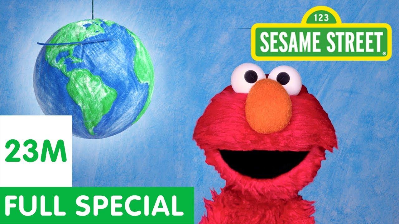 Sesame Street: Elmo's World News   #CaringForEachOther