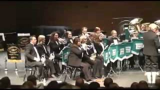 Krohnengen Brass Band - Siddis Brass 2008 (Blaze Away)