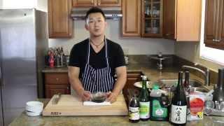 How To Make Tare Sauce (teriyaki)