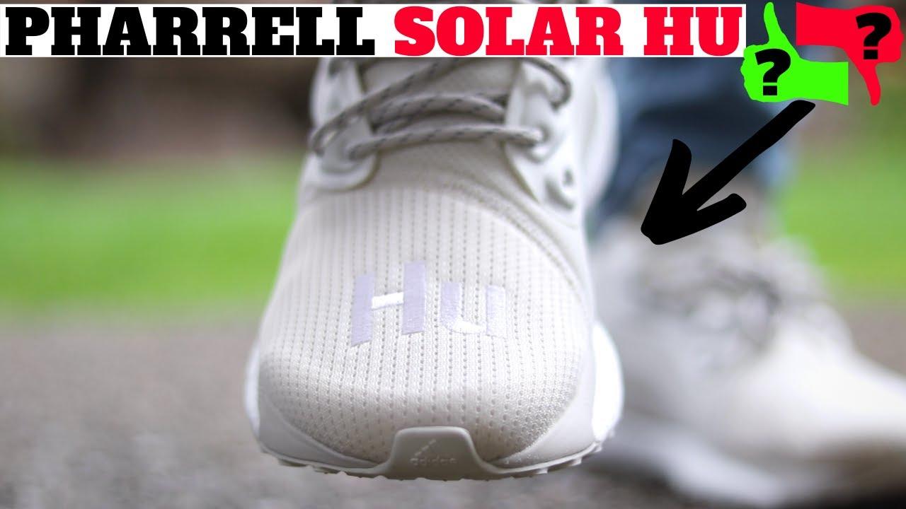 COMFORTABLE REVIEW SOLAR SNEAKERADIDAS MOST HU PHARRELL SLEEPER fyb7gY6
