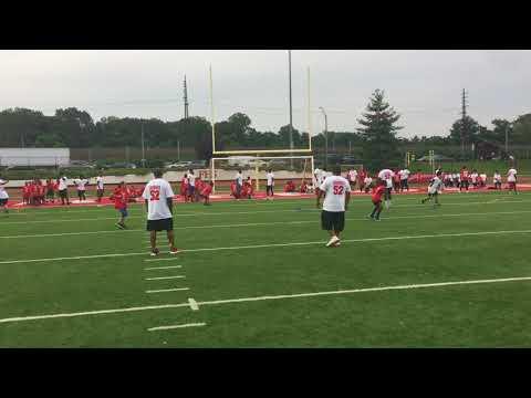 Morlon Greenwood 3rd Annual Football Camp