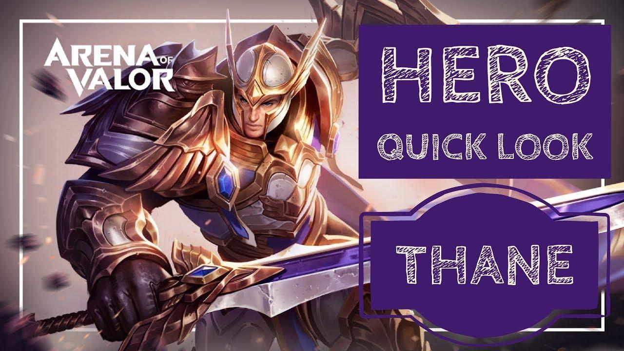 Liliana: Hero Quick Look - Arena of Valor - YouTube