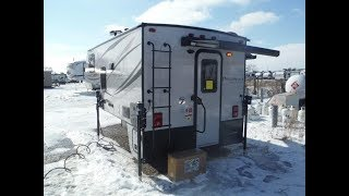 2019 Palomino Backpack HS8801 Truck Camper @ Camp-Out RV in Stratford
