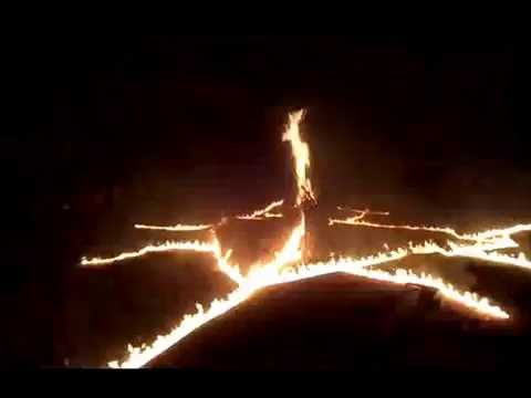 Api Unggun Warbiyasah LDKS Mafta 2016