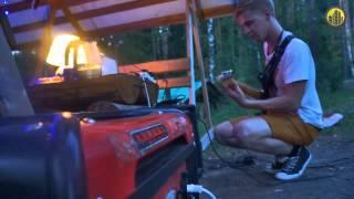 Бензиновый генератор Aurora AGE 3500(Обзор, тест, отзывы и работа бензинового генератора Aurora AGE 3500. Узнать подробную информацию и купить бензинов..., 2014-08-22T11:46:28.000Z)