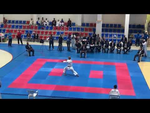 Oman National Karate Competition 2018 - senior kata finals
