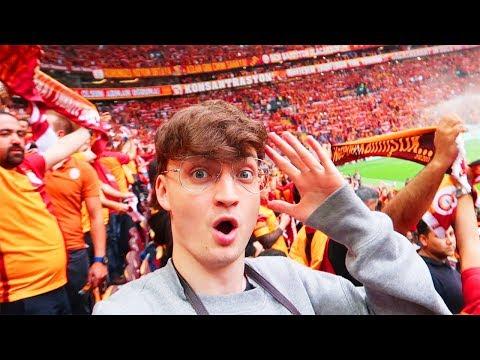 Das lauteste Fußballstadion der Welt | Galatasaray - Besiktas Vlog | ViscaBarca
