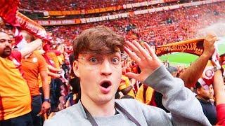 Das lauteste Fußballstadion der Welt   Galatasaray - Besiktas Vlog   ViscaBarca