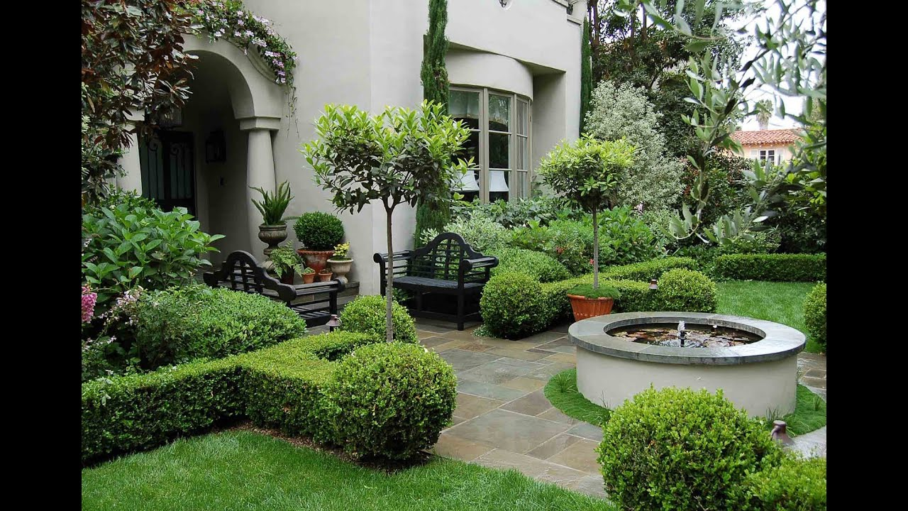 Front Garden Ideas I Front Garden Ideas With Gravel - YouTube on Patio And Backyard Ideas id=24355