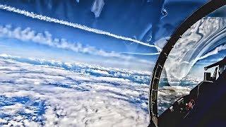 F-16 Aggressors At Red Flag Alaska 19-2 • Cockpit View