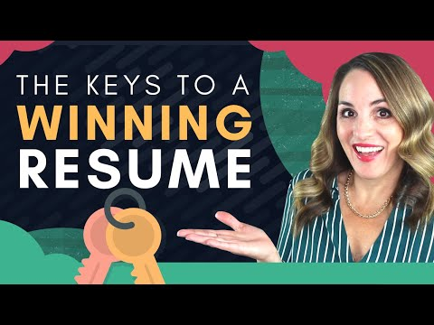 How To Write A WINNING Resume In 2020 - Resume Examples INCLUDED