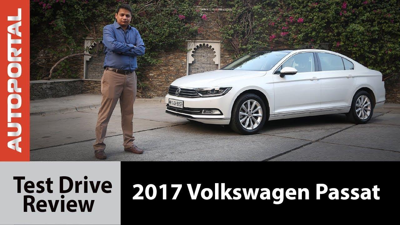 Volkswagen passat review 2017 autocar - 2017 Volkswagen Passat Test Drive Review Autoportal