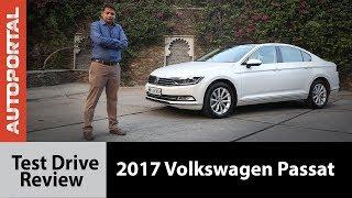 2017 Volkswagen Passat Test Drive Review - Autoportal
