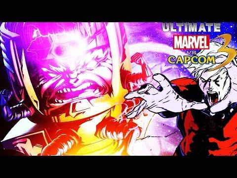 BEST OF PRIEST (UMVC3 - MODOK/Magneto/Dr Doom)