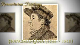 Francisco Goya - Famous Spanish Romanticism Paintings - Video 5 of 8