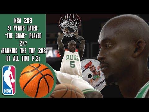 NBA 2K9 9 years later: