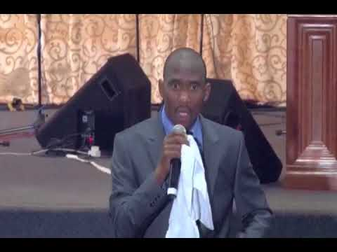 Pastor Zondo - prophetic praise part 3 of 3