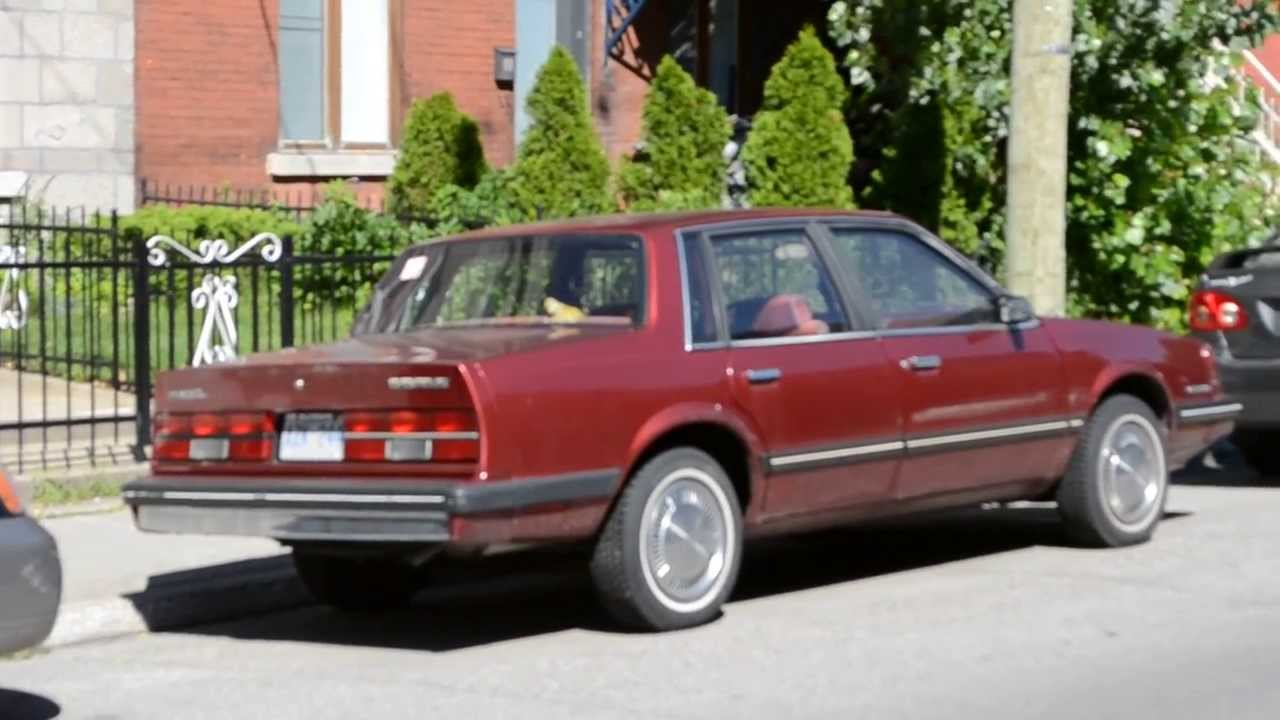 1984 Chevrolet Celebrity Parts - GMPartsGiant.com