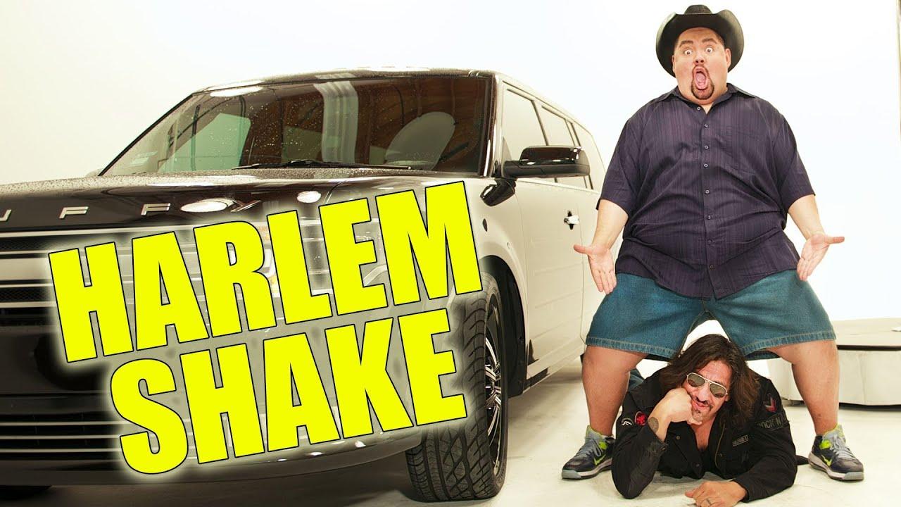 Harlem Shake Fluffy Edition Gabriel Iglesias Youtube