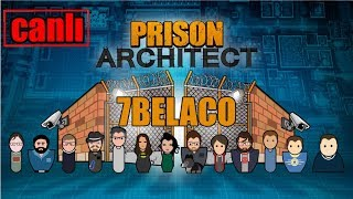 Sürekli İsyan Çıkartan Mahkumlar Prison Architect TR #prison #architect