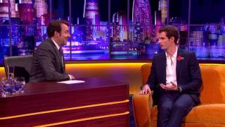 Andy Murray Retells Nadal Prank - The Jonathan Ross Show