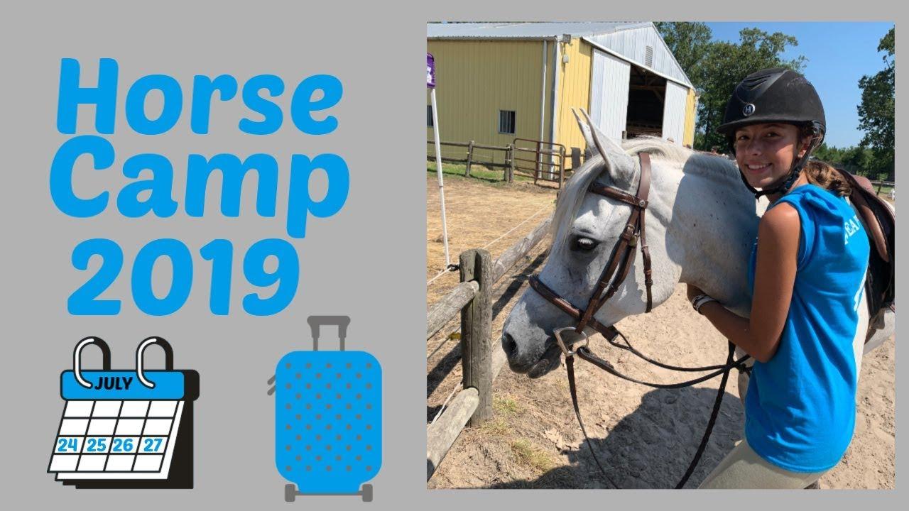 Horse Camp 2019 | Vlog