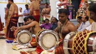 Thavil Nadaswaram Kacheri  Thiruvila 2016 Kulturverein Murugan Bern