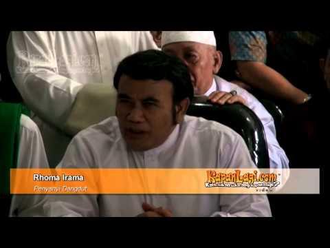 Rhoma Irama Tak Punya Kontrak Politik dengan Parpol