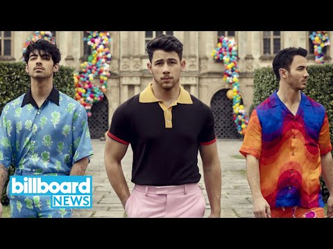 Jonas Brothers Hit No. 1 For the First Time on Billboard Hot 100 With 'Sucker' | Billboard News Mp3