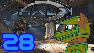Halo: Combat Evolved Anniversary (blind) [28]: die Generatorenüberlastung