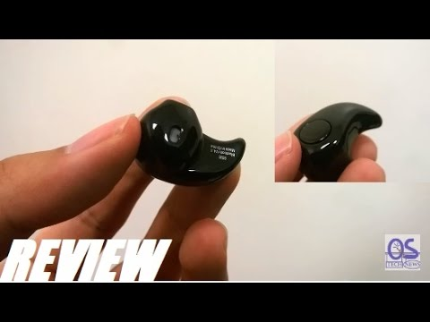 REVIEW: S530 Smallest Wireless Mini Bluetooth Earpiece