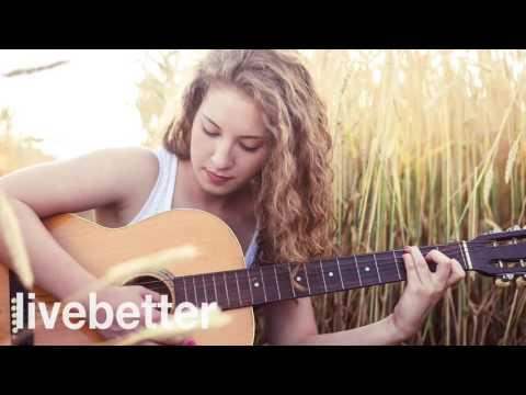Música de Guitarra Acústica Relajante - Música Instrumental Relajante para Descansar, Estudiar