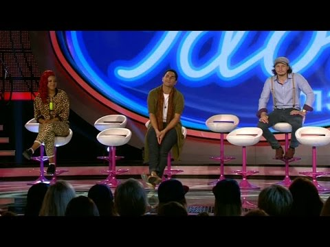 Se vem som fick lämna andra fredagsfinalen av Idol 2013 - Idol Sverige (TV4)