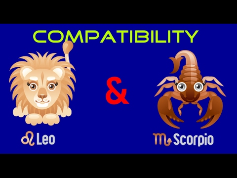 Leo & Scorpio Sexual & Intimacy Compatibility