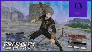 Battle In The Kingdom Fire Emblem Three Houses 9
