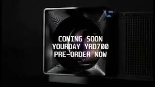 Yourday YRD700 Proyektor Mini LED Projector With TV Tuner