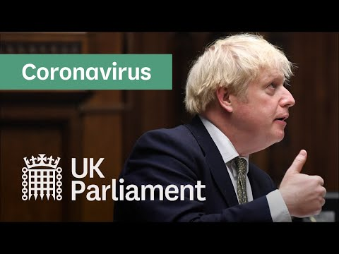 Statement on three-tier Covid-19 rules from Prime Minister Boris Johnson 12 October 2020