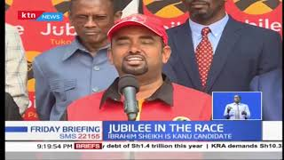 Jubilee Party backs Mohamed Kolosh for Wajir West parliamentary seat
