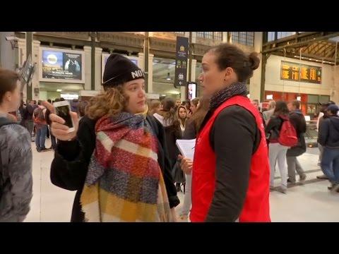 SNCF: les usagers fatigués par les grèves