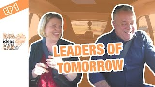 emerging leadership development program at southwest big ideas in a small car ep 1