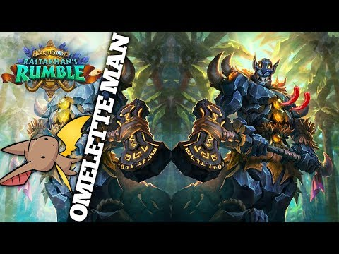 Sunkeeper Omelette Man | Firebat Hearthstone ft. Zalae and Crane