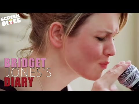Bridget Jones's Diary -  Renée Zellweger hilarious speech OFFICIAL HD VIDEO