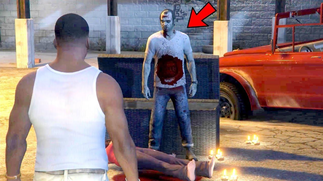 How to Respawn Trevor After Final Mission in GTA 5! (Secret Mission)